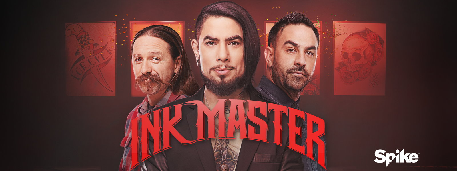 Ink Masters on Spike!